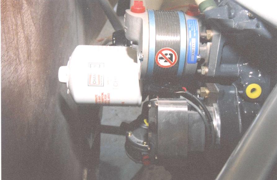 Engine - Lycoming IO540